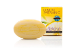Lemon plus Vitamin C Body Scrub Soap Bar 150g